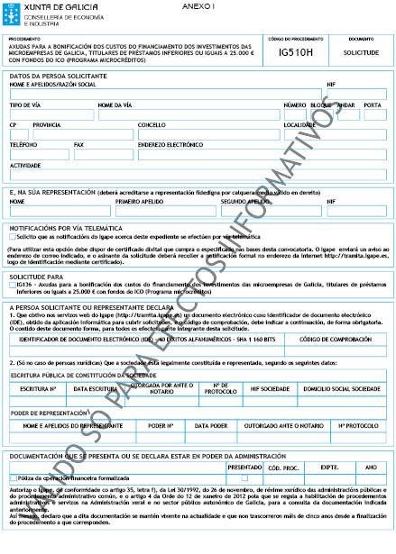 Resoluci n do dog n 103 do 2014 6 2 xunta de galicia for Bankinter oficina internet