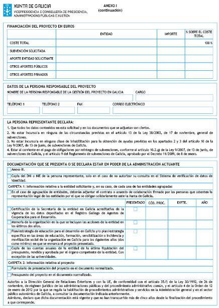 Decreto dietas xunta galicia for Oficina xunta de galicia