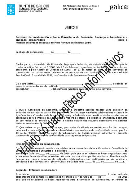 Orde do dog n 19 do 2016 1 29 xunta de galicia for Oficina de emprego galicia