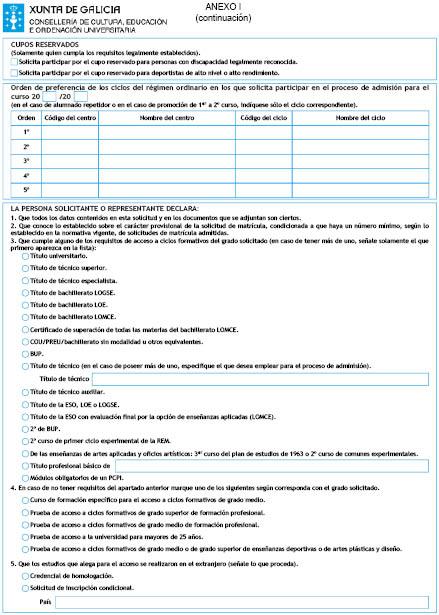Orden Del Dog Nº 120 De 2016 6 27 Xunta De Galicia