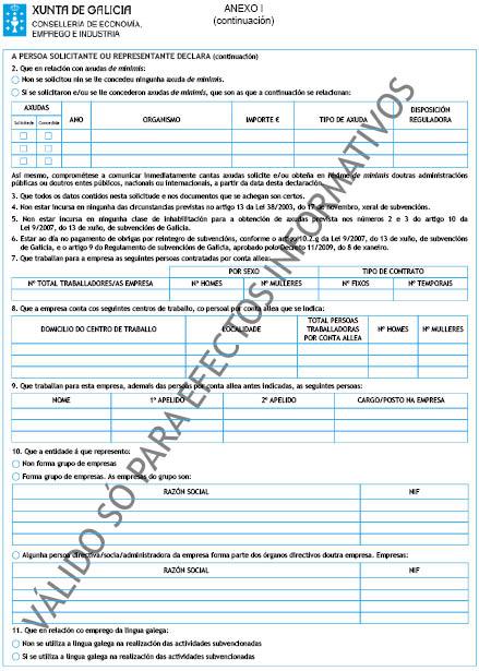 Orde do dog n 142 do 2016 7 28 xunta de galicia for Oficina de emprego galicia