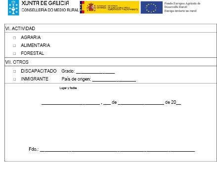 Orden del dog n 119 de 2017 6 23 xunta de galicia - Mediorural xunta es oficina agraria virtual ...