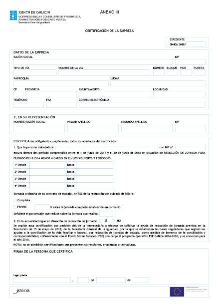 Resolución Del Dog Nº 103 De 2018 5 31 Xunta De Galicia