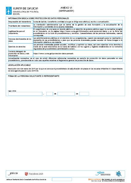 Calendario Laboral 2020 Galicia Doga.Resolucion Del Dog Nº 53 De 2019 3 15 Xunta De Galicia