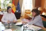 Beatriz Mato reclama celeridade na tramitación do convenio da nova EDAR de Santiago