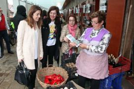 Máis de 90 prazas de abastos de toda Galicia festexan mañá o 'Día do Mercado'