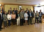 O director xeral de Orientación e Promoción Laboral, Alfonso Marnotes, participou hoxe na clausura desta iniciativa que a Xunta apoiou con preto de 105.000 euros