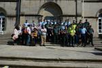 Galicia e Portugal intercambian experiencias sobre o traslado de residuos transfronteirizos