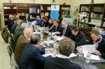 O presidente da Xunta visitou hoxe o Centro Tecnolóxico da Pizarra e as instalacións da fábrica Pizarras del Valle