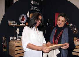 O pop up 'Saberes e Sabores' achega a tradición e a vangarda da artesanía de Galicia ao centro de Madrid