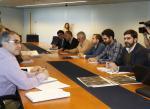 Augas de Galicia e os concellos da área de Vigo acordan como mellor opción de obra de emerxencia para reforzar o abastecemento o bombeo no río Verdugo desde Laforet
