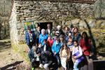 Díaz Mouteira participa no río Barbantiño no acto organizado pola Confederación Hidrográfica Miño-Sil con escolares do CEIP Virxe de Covadonga para conmemorar o Día Mundial da Auga