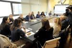 Medio Ambiente aposta por aproveitar a simbiose industrial dos polígonos da Grela, Pocomaco e Sabón para ampliar as vantaxes económicas, ambientais e sociais das súas empresas