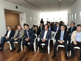 O delegado territorial da Xunta en Lugo participou na presentación da nova directiva da asociación de comerciantes 'A Mariña Federación'