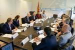 O conselleiro de Economía, Emprego e Industria, Francisco Conde, participou hoxe en Santiago na VI Mesa do Emprego Autónomo