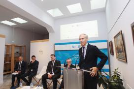 Conde adianta que a primeira convocatoria da nova aceleradora aeronáutica se lanzará o próximo mes de novembro