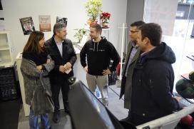 A Xunta apoia cinco iniciativas empresariais que mobilizan 310.000 euros na Coruña a través do programa Galicia Emprende