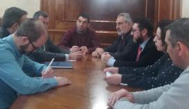 Cores Tourís mantén un encontro co Concello de Rodeiro e coa distribuidora UFD para comprobar o avance do plan de mellora do subministro eléctrico neste municipio