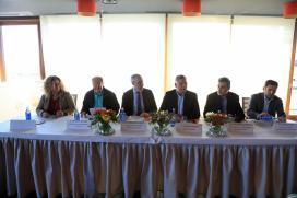 A Xunta destaca a implicación do tecido empresarial do Salnés nos programas integrados de emprego