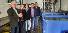 A Xunta destaca en Boiro a importancia de impulsar a economía social con empresas enfocadas ás persoas