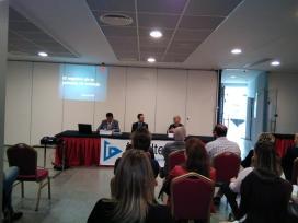 A Xunta informa aos empresarios da comarca de Ferrolterra das principais novidades laborais deste ano