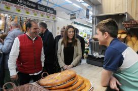 La Xunta destaca la importancia de las plazas de abastos de Galicia como motores del comercio de proximidad y generadoras de empleo