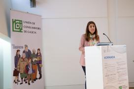 La Xunta destaca la importancia de la información y concienciación para contar con una generación de consumidores responsables