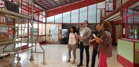 La Xunta mejora las instalaciones y la equipación del CIFP Santa María de Europa con una inversión global de cerca de 540.000 euros en el período 2018-19