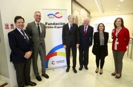 Conde pone en valor la apuesta de la Xunta por la industria aeroespacial gallega para impulsar su internacionalización