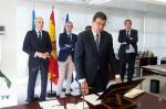 Toma de posesión de Ignacio López-Chaves como presidente da Comisión Galega da Competencia