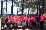 A Xunta fomenta a conservación dos espazos naturais protexidos a través do campo de voluntariado nas Cíes