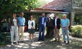 A Xunta destaca que a aposta polo I+D+i permite a Hifas da Terra ser un referente do sector biotecnolóxico en Galicia