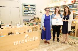 A iniciativa da Xunta Comercio con Talento premia os establecementos composteláns Maravalla e O colmado da vila