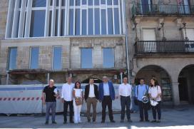 A Xunta e a Universidade de Vigo colaboran para impulsar a innovación e os avances técnicos na metodoloxía para a construción en madeira