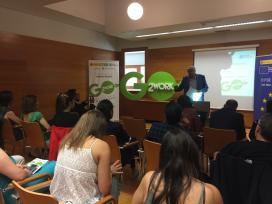 Os emprendedores do coworking de Ourense apostan polas solucións TIC e os servizos personalizados de calidade