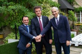 Conde apela á suma de esforzos para que o naval galego continúe coa súa expansión internacional e o seu liderado a nivel nacional