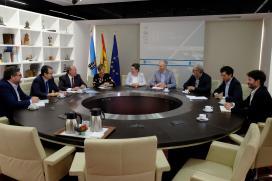 Conde destaca que a nova Lei de augas termais supón un importante paso para converter Galicia nun referente e consolidar o turismo neste sector
