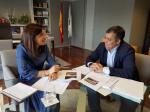 Medio Ambiente estudará posibles vías para axudar ao Concello de Monterrei na urbanización da contorna da capela de San Miguel