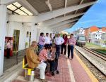Un total de cinco empresas presentan as súas ofertas para executar as obras de mellora e modernización da estación de autobuses Burela
