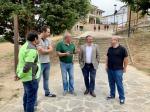 A Xunta inviste preto de 200.000 euros na mellora do entorno do Camiño de Santiago na entrada a Portomarín