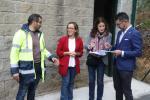 A Xunta entrégalle ao Concello de Porto do Son as obras de saneamento de Caamaño e a ampliación da depuradora de Xuño