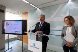 A Xunta achega 3,4 millóns de euros a 33 empresas forestais de Lugo para mellorar a competitividade do sector