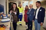 Medio Ambiente impulsa un proxecto piloto en Valga baseado na preparación para a reutilización e a reparación de aparellos