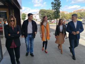 A Xunta apoia con 134.000€ a mellora da competitividade do comercio de proximidade na comarca do Barbanza