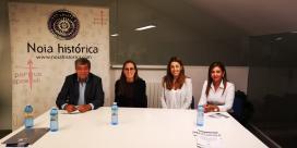 A Xunta e a Federación Galega de Comercio informan en Noia sobre a nova plataforma para empregar o tícket dixital