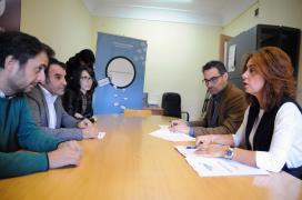 A Xunta colabora con dez asociacións da provincia de Ourense para continuar traballando na dinamización e revitalización do comercio de proximidade