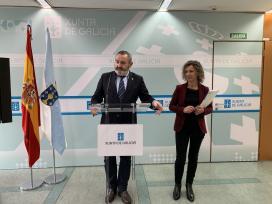 A Xunta destinou en Lugo 2,5 millóns de euros nos últimos meses a impulsar a creación e consolidación de emprego autónomo