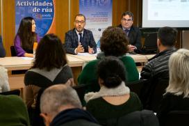 A Xunta informa en Santiago das medidas para favorecer o emprendemento e a consolidación do emprego autónomo