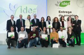 A Xunta de Galicia recoñece o traballo de seis centros de ensino no concurso Eduemprende Idea
