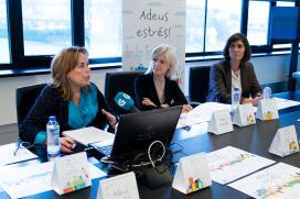 A Xunta lanza 'Adeus estrés', unha nova campaña con consellos e medidas dirixidas á poboación traballadora galega